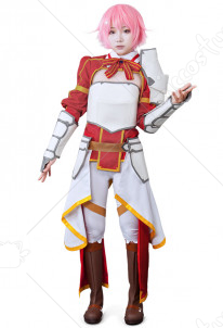 Sword Art Online 2 ALO Lisbeth Cosplay Costume
