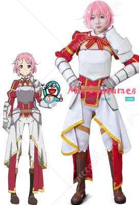 Sword Art Online 2 ALO Lisbeth Cosplay Costume