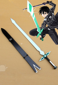 Sword Art Online Kirito Sword Dark Repulser