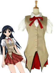 School Rumble Yagami High School Uniform Cosplay Costume