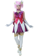 League Of Legends The Lady Of Luminosity Lux Cosplay Costume