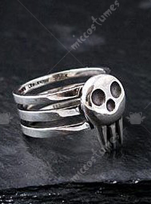 Soul Eater Death The Kid Cosplay Ring For Sale