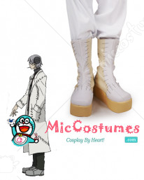 Soul Eater Franken Stein Cosplay Boots