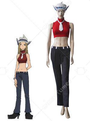 Buy Soul Eater Elizabeth Thompson Cosplay Costume