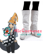 Soul Eater Eruka Frog Cosplay Boots