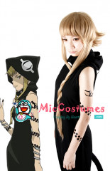 Soul Eater Medusa Cosplay Tattoo Sticker