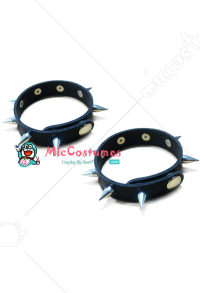 Street Fighter Bracelet de Cosplay Chun Li