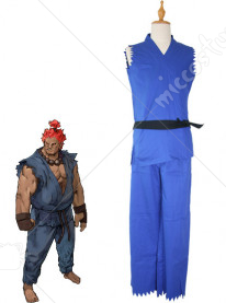 Street Fighter Akuma Adult Cosplay Costume