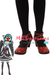 Super Dangan Ronpa Celestia Ludenberg Cosplay Shoes