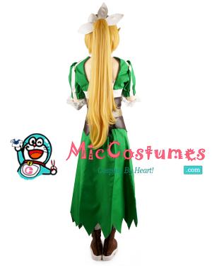 Sword Art Online Leafa ALfheim Online Cosplay Costume