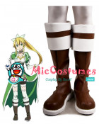 Sword Art Online Leafa Cosplay Boots