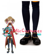 Sword Art Online Silica Cosplay Shoes