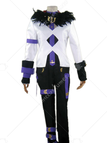 Tales of Symphonia Decus Cosplay Costume