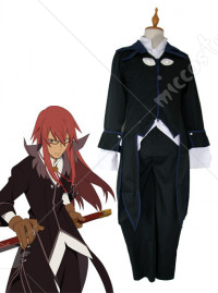 Tales of Symphonia Richter Abend Cosplay Costume