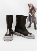 Tales of Symphonia Richter Abend Cosplay Shoes