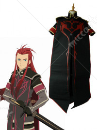 Tales of the Abyss Asch Cosplay Costume