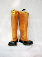 Tales of the Abyss Guy Cecil Cosplay Boots