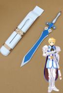 Tales of Vesperia Flynn Scifo Cosplay Sword