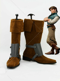 Tangled Flynn Rider Cosplay Shoes