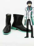 The Irregular at Magic High School Tatsuya Shiba Cosplay Shoes