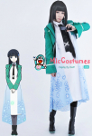 The Irregular at Magic High School Miyuki Shiba Cosplay Costume