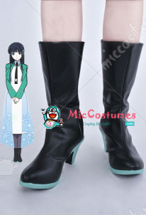 The Irregular at Magic High School Miyuki Shiba Cosplay Shoes
