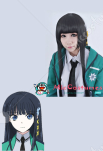 The Irregular at Magic High School Miyuki Shiba Cosplay Wig