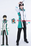 The Irregular at Magic High School Tatsuya Shiba Cosplay Costume