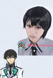 The Irregular at Magic High Schooll Tatsuya Shiba Cosplay Wig