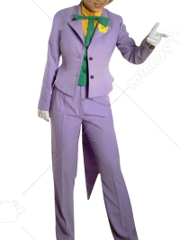 costume cosplay du Joker