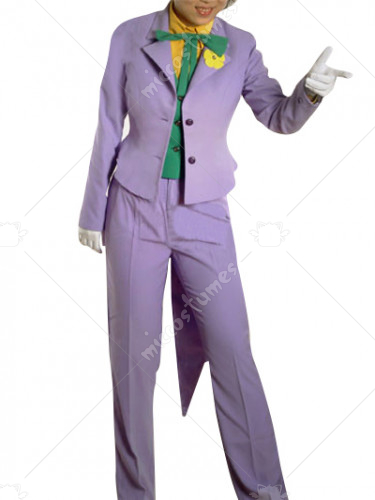 The Joker Cosplay Costume