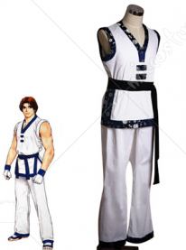 The King of Fighters Kim kaphwans Taekwondo Gui Costume