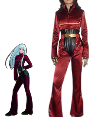 The King Of Fighters Kula Diamond Cosplay Costume