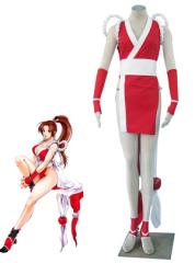 The King of Fighters Mai Shiranui Cosplay Costume