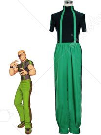 The King Of Fighters Ramon Cosplay Costume
