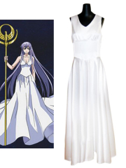 The Lost Canvas Myth of Hades Athena Cosplay Costume
