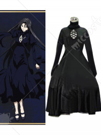 The Lost Canvas Myth of Hades Pandora Cosplay Costume