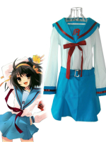 The Melancholy of Haruhi Suzumiya Cosplay Costume Women XL