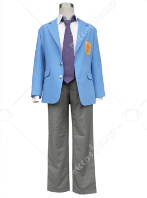 The Springs of Prince Men Uniform Cosplay Costume