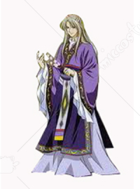 The Story of Saiunkoku Ryuuki Shi Cosplay Costume
