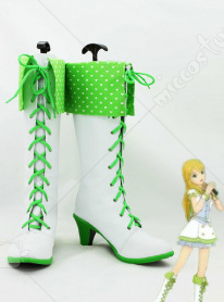 THE IDOLM@STER Miki Hoshii Cosplay Shoes
