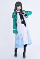 The Irregular at Magic High School Miyuki Shiba Cosplay Costume