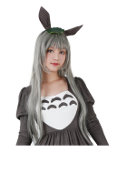Ghibli My Neighbor Totoro Friends Long Wig