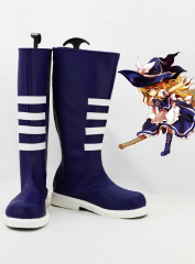 Touhou Shinkirou Hopeless Masquerade Marisa Kirisame Cosplay Shoes