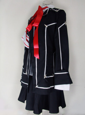 Vampire Knight Women Day Cross Yuki Cosplay Costume