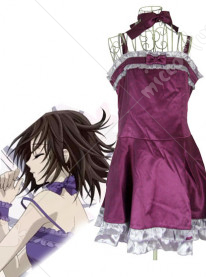 Vampire Knight Yuki Cross Evening Dress Cosplay Costume