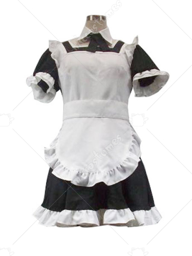 VitaminX Maid Cosplay Costume