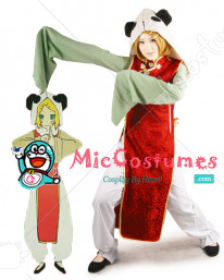 Vocaloid 12 Fanclub Rin Cosplay Costume
