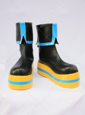 Megurine Luka Project Diva Cosplay Shoes Boots