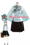 Vocaloid Luotianyi Sesame Paste Cosplay Costume